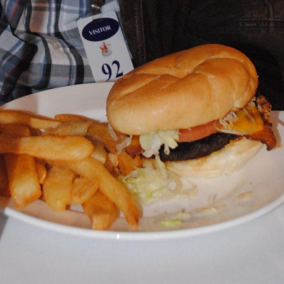 Legislative Burger